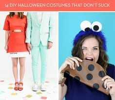 weve rounded up 14 clever and unique halloween costumes that you can diy - Halloween Costumes That You Can Make Yourself