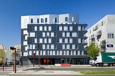 Gaëtan Le Penhuel Architectes, Sergio Grazia · 48 Logements à Vitry sur Seine (94)