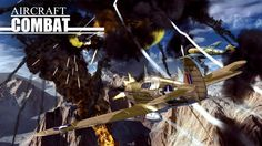 Game máy bay chiến đấu 3d aircraft combat 1942