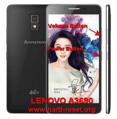 Hard Reset LENOVO A3690, Android smartphone which have Quad Core processor from Mediatek CPU. We will have 8 GB internal memory and 1 GB RAM for multitasking. Find tips and tricks for fix this phone at this page. #android #hardreset #lenovo #mediatek #lollipop #photography #camera