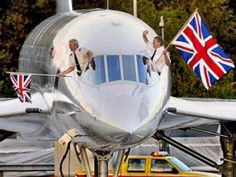 Concorde and supersonic travel: The days when the sun rose in the west