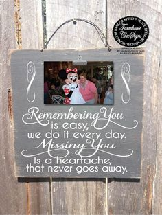 remembrance gifts, memorial gifts, in memory of, because someone we love is in heaven, condolence gift, sympathy gift, in memory of gift