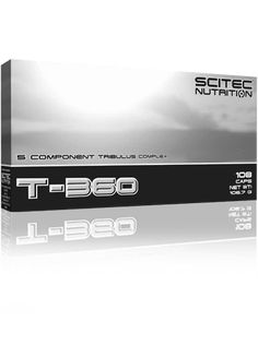 SCITEC T-360 - Men Performance – DXHIVE Vanity.#dxhivevanity#scitec#nutrition#gym#menperformance#tribuluscomplex 5 Components Tribulus Complex Scitec T-360 complex contains several ingredients, including        1) Tribulus terrestris extract        2) L-Arginine        3) Acetyl L-Carnitine HCl        4) L-Carnitine L-Tartrate        5) Zinc  This combination of ingredients makes T-360 very popular among men, especially among hard training men!