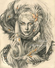 AMBER by OLGA ISAEVA