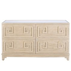 elegant. worlds away werstler limed oak 4 drawer dresser