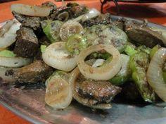 fígado com jiló - Bar do Careca (Belo Horizonte)