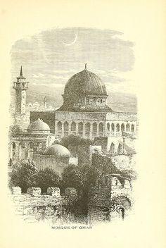 Dome of the Rock - Dôme du Rocher - un sanctuaire islamique de Jérusalem, pour les musulmans, le troisième lieu saint après La Mecque et Médine. Il entoure le rocher sacré sur lequel, selon la tradition, Abraham prêt à sacrifier son fils Isaac et à partir de laquelle le prophète Mahomet a fait son ascension miraculeuse nuit dans le ciel (le voyage nocturne).
