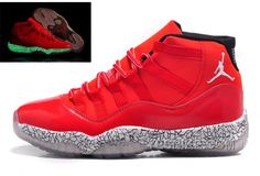 http://www.yesnike.com/big-discount-66-off-jordan-11-xi-elephant-print-all-red-glow-in-the-dark.html BIG DISCOUNT! 66% OFF! JORDAN 11 XI ELEPHANT PRINT ALL RED GLOW IN THE DARK Only $97.00 , Free Shipping!