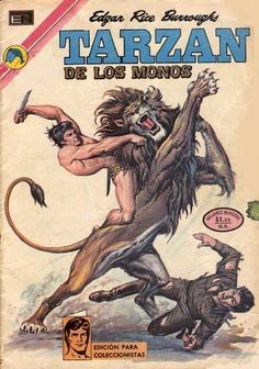 TARZAN NOVARO Sci Fi Comics, Star Comics, Comics Story, Archie Comics, Tarzan, Comic Book Covers, Comic Books Art, Caricature, Comic Manga