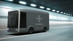"""British automotive company Charge has unveiled its vision for the """"future of electric trucks"""", with an autonomous vehicle that can be assembled in four hours."""
