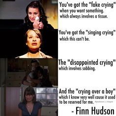 Finchel.. It was so sad when he said this