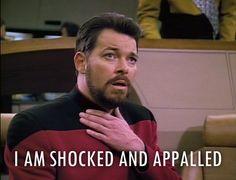 Riker. My first man crush. I think. haha