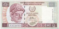 5 Pounds 1997 (antikes Artefakt)