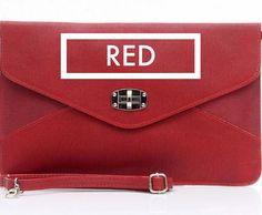 red bag Red Bags, Continental Wallet, Shoulder Bag, Shoulder Bags