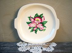 Vintage Paden City Pottery // Modern Orchid by scoutandrescue, $28.00