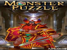 Monster Puzzle 3D MMORPG  Android Game - playslack.com , equal varicoloured art to get supernatural energy that will give your heroes energy to conquer the foe. Go into the supernatural world of this game for Android, where there's a never-ending war between the forces of acceptable and bad. Gods, demons, dragons, fantastic conquerors, and legendary critters await you. Create your own group of monsters and heroes, appoint your side and join the combat. upgrade your characters and strengthen…