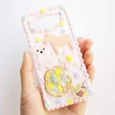 @redvelvetcurls  #decoden #birthdaycake #kawaii #fairykei #cabochon #funfetti #sprinkles #polymerclay #cake #pastel #sweetlolita #anime #confetti #rainbowcake #phonecase #rainbow #pony #magical #magicalgirl #handmade #handmadewithlove #storenvy #bento #pastelgoth #kawaiigirl #resin #whimsical #bakery #socute #unreal