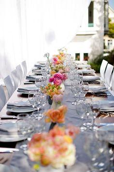 52 Fresh Spring Wedding Table Décor Ideas | Weddingomania
