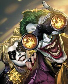 INJUSTICE ZONA CERO. Harley Quinn.The Joker.