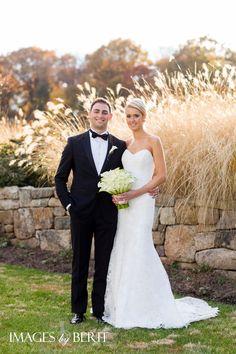 Bride & Groom | Hamilton Farm Golf Club Wedding | NJ Wedding | Fall Wedding | Photography by Berit Bizjak of Images by Berit  #fallwedding #njwedding #brideandgroom #hamiltonfarmgolfclubwedding  Makeup: @amymojones Venue: @hamiltonfarm