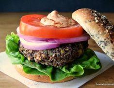 Meatless Burgers, Veggie Burgers, Plant Based Burgers, Impossible Burger, Black Bean Quinoa, Black Bean Veggie Burger, Thing 1, Good Burger, A Food