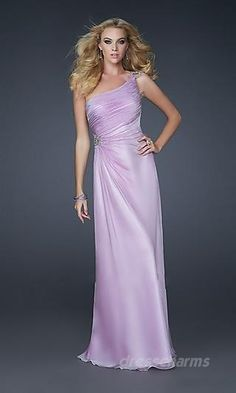 Marine ball dress... different color