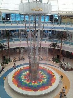Inside Marina Mall - Abu Dhabi (UAE)