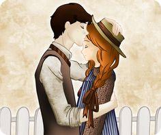 Dorci's Adventures Around the World: Anne & Gilbert