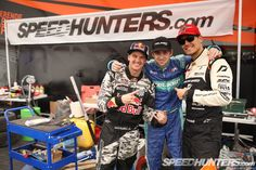 MADMIKE, DMAC, ROD AND FREDRIC ON GATEBIL 2012 - Speedhunters