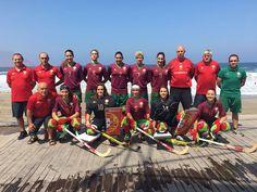 Portugal está na Final do Mundial Feminino de Hóquei em Patins