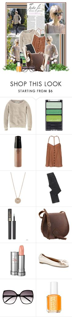 """Walking With Style"" by pandacubcake ❤ liked on Polyvore featuring Coach, Jack Wills, Wet n Wild, Shiseido, T-Bags Los Angeles, VANRYCKE, Baukjen, Lancôme, H&M and L.K.Bennett"