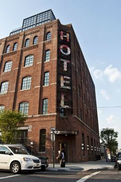 Wythe Hotel via torontothree