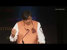 Shashi Tharoor on Hinduism's origins and its philosophical concepts Ahmed Deedat, Indian Fabric, Hinduism, Origins, Concept, The Originals, Youtube, Spirituality, School