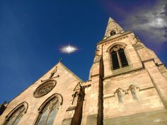 The Star of the Nazarene.  A muse for for Christmas. - - -  #Scotland #Christmas #architecture