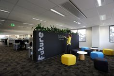 Schneider Electric Melbourne by futurespace Photographed by Danial Nash