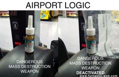 This is airport logic