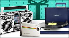 PCMag has some gift ideas that even the hipsters on your list have probably never even heard of.