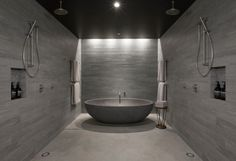 Hotel Hotel Canberra by Fendler Katsalidis Architects and Suppose Design Office Grey Bathrooms, Modern Bathroom, Hotel Bathrooms, Ada Bathroom, Master Bathrooms, Amazing Bathrooms, Luxury Bathrooms, Minimalist Bathroom, Bathroom Faucets