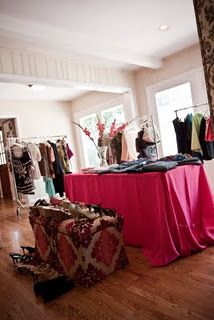 Hosting a clothing swap party is a fabulous {and thoughtful} idea! Get the gals together and enjoying some budget friendly shopping while you mix and mingle! This party. Clothing Exchange, Clothing Swap, Clothes Swap Party, Picnic Theme, Interior Design Boards, Party Places, Cool Themes, Party Entertainment, Girls Night