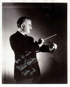 Fiedler, Arthur - Signed Photo