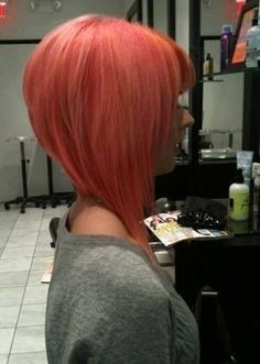 25 Inverted Bob Haircuts | Bob Hairstyles 2015 - Short Hairstyles for Women