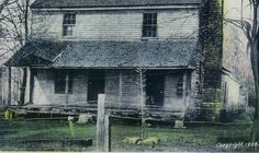 The story of the bell Witch is one that's gone down in history as one of the most terrifying paranormal experiences imaginable. The story began on a farm in Tennessee where the Bell family lived.