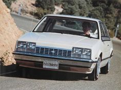 """Bought from my grandparents. This car took me off to college, too. Still had the """"CHU GUM"""" license plates. Plush interior-loved that car!"""