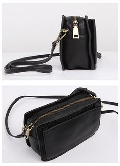 5820d9a06622 Cute Leather Womens Small Box Crossbody Bag Purse Zipper Shoulder Bag  Designer Taschen