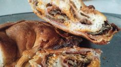 New recipe on blog: http://cloudlandfood.blogspot.com/2016/03/brioche-roll-filled-with-eggplant.html