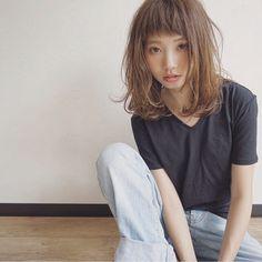 【HAIR】加藤 優希さんのヘアスタイルスナップ(ID:216381)