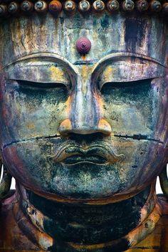 Rusty Buddha