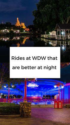 rides at night
