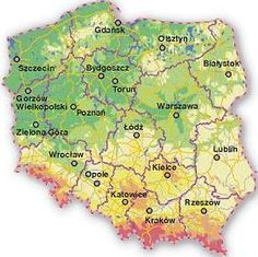 I was born ans raised in Poland to the age of 6 the moved to London. Poland Travel, Poland Map, Visit Poland, Polish Folk Art, My Kind Of Town, Thinking Day, The Beautiful Country, My Heritage, Krakow