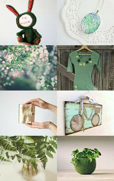 april green by OOMISEH on Etsy--Pinned with TreasuryPin.com